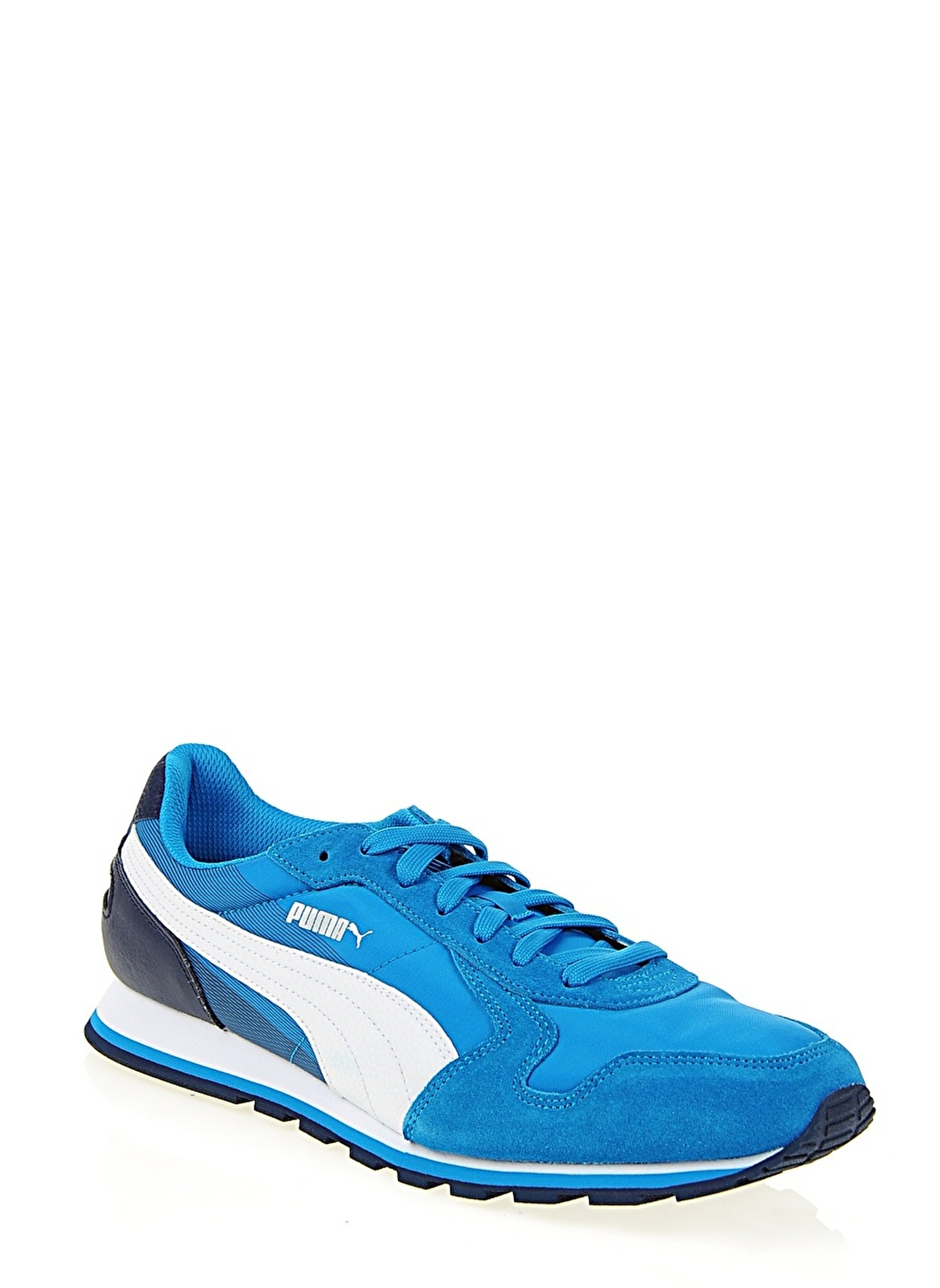 Trastorno fútbol americano princesa  Puma Unisex St Runner Nl Geometry Blue Jewel-Peacoat   Morhipo   16431174